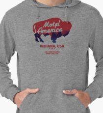 Motel America logo  (American Gods TV series) Lightweight Hoodie