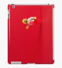 A Red Hello iPad Case/Skin