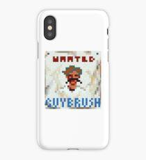 Wanted Guybrush Threepwood - Monkey Island iPhone Case