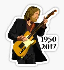 Tom Petty Sticker