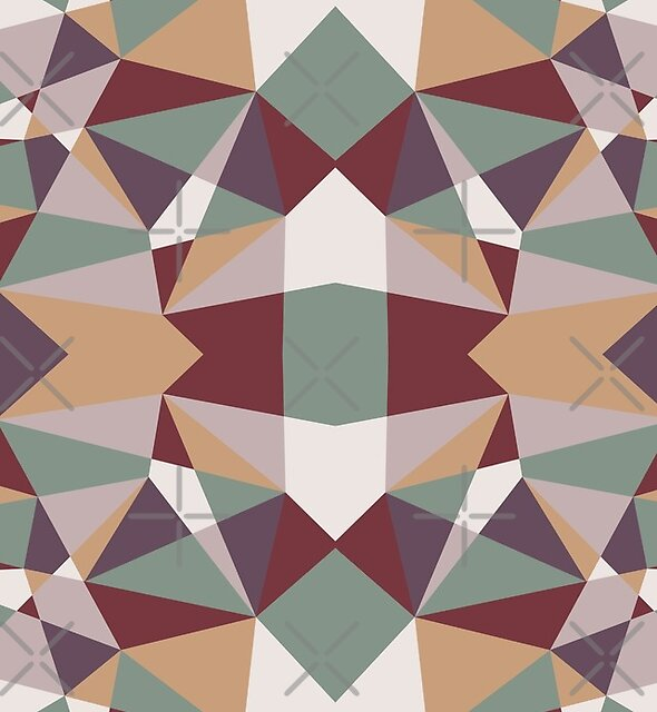 Abstract pattern 11 by ZsaMo