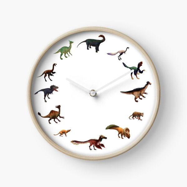 Land Before Time Clock