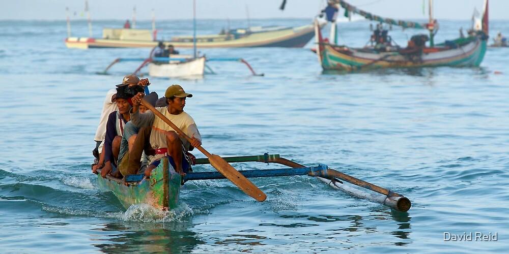 Fishermen by David Reid