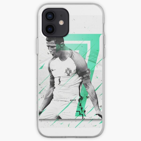 Cristiano Ronaldo Coque souple iPhone