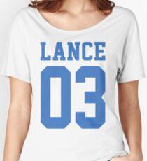 Lance Sport Jersey Women's Relaxed Fit T-Shirt