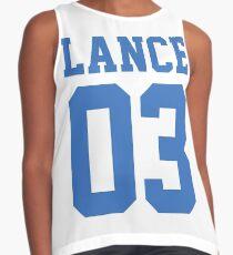 Lance Sport Jersey Contrast Tank