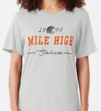 Mile High Stadium Slim Fit T-Shirt