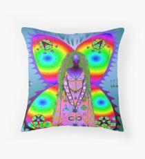 Magick Faerie Throw Pillow