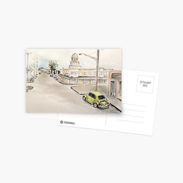 Storybrooke Postcard