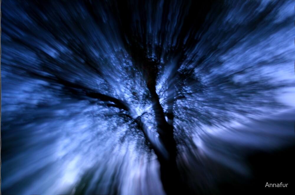 Blue  by Annafur