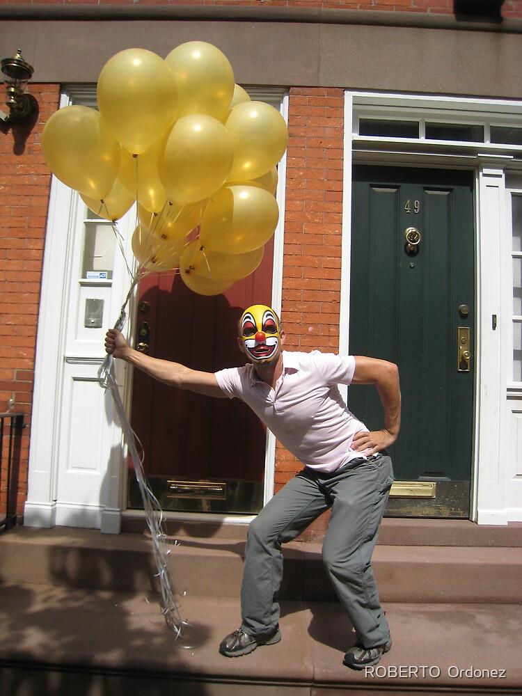 clown 2 by Robert Ordonez