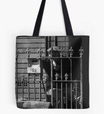 The man from 152 Tote Bag
