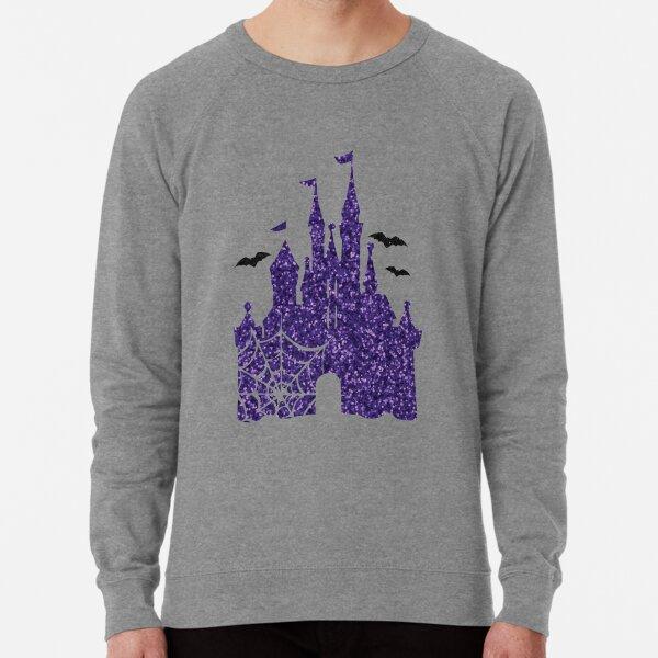 Halloween Castle Lightweight Sweatshirt