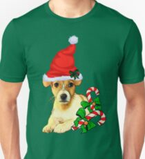 Jack Russell Terrier Christmas Gifts T-Shirt
