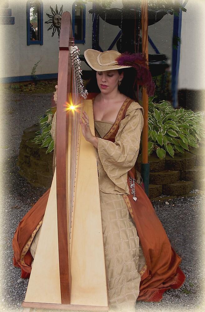 Harp Magic by Judi Taylor