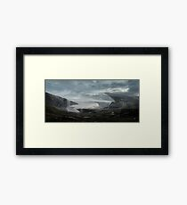 The Lost Valley Framed Print