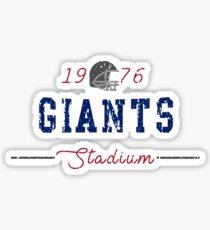 Giants Stadium - NYG Sticker