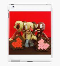 Zombie Valentines iPad Case/Skin