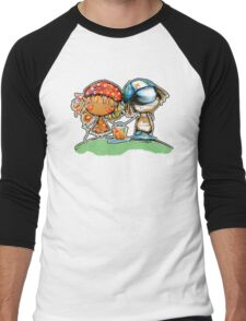 Jack and Jill TShirt Men's Baseball ¾ T-Shirt
