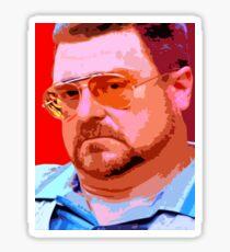 Walter Sobchak - John Goodman  Sticker
