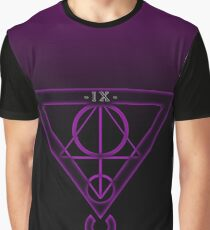 Sigil of the Nine Graphic T-Shirt