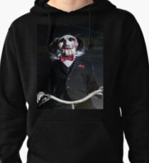 Jigsaw Pullover Hoodie