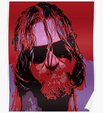 Jeff Bridges - The Dude Poster