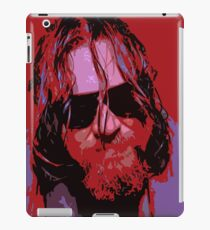 Jeff Bridges - The Dude iPad Case/Skin