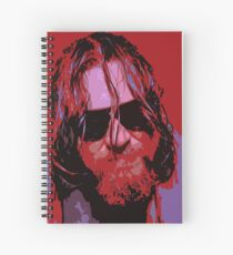 Jeff Bridges - The Dude Spiral Notebook