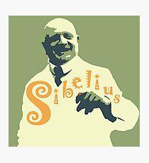 Sibelius Photographic Print