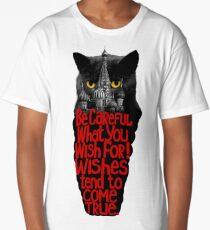 Behemoth the Cat (Master and Margarita) Long T-Shirt