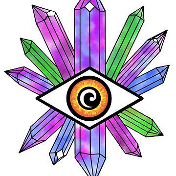 Crystal Meditation by PookaLukaTuka