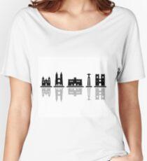 skyline Lisbon Women's Relaxed Fit T-Shirt