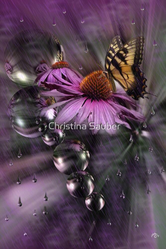 Purple Rain by Christina Sauber