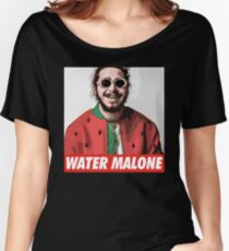 WATER MALONE Women's Relaxed Fit T-Shirt