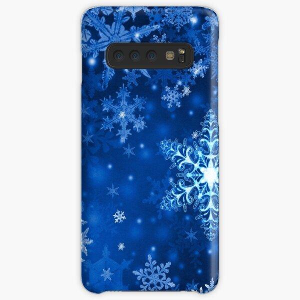 Snowflakes Samsung Galaxy Snap Case