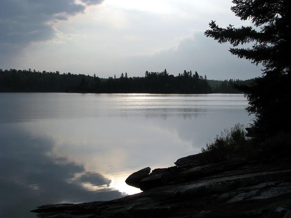 Caddy Lake  by Robert Jenner