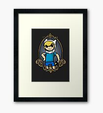 Legend Of Zelda - Zelda Time Framed Print