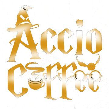 Accio Coffee by beckyhphotog