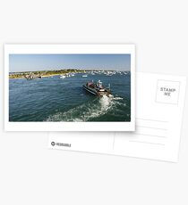 Chappaquiddick Ferry Postcards