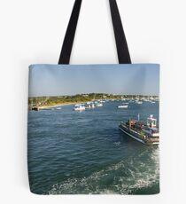 Chappaquiddick Ferry Tote Bag