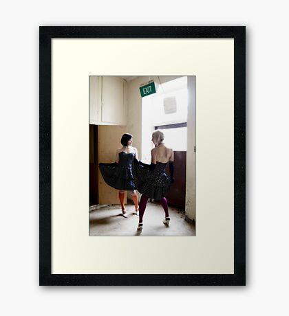untitled #101 Framed Print