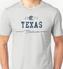 Texas Stadium Unisex T-Shirt