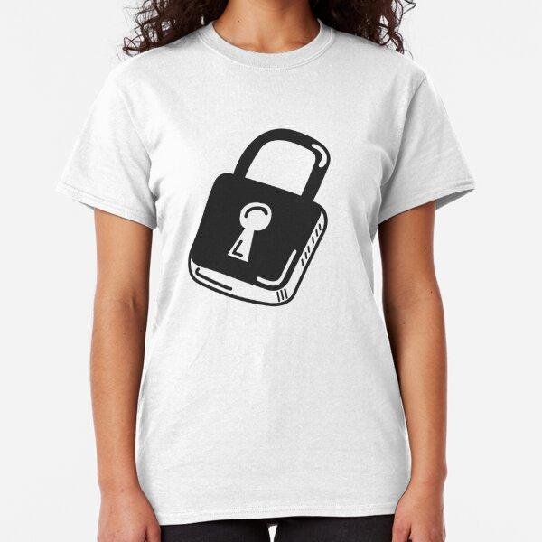 Padlock Classic T-Shirt