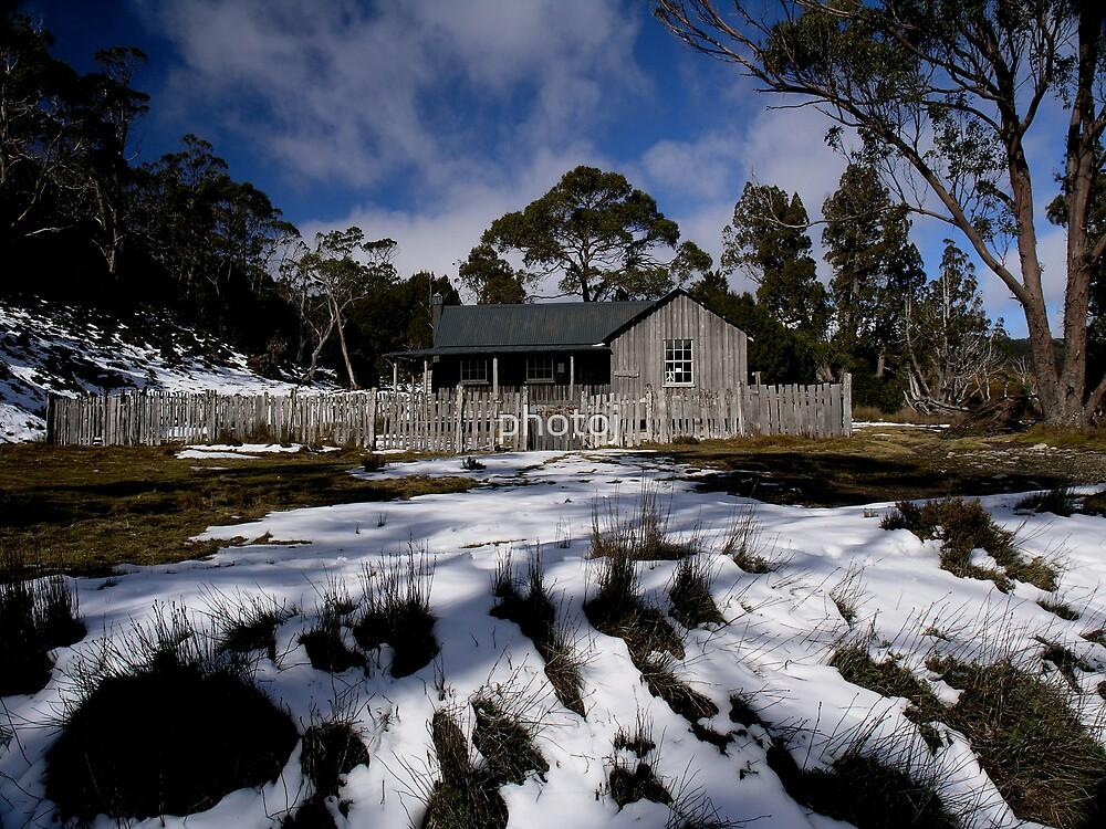 photoj Tas Cradle Mt-Winter Snow by photoj
