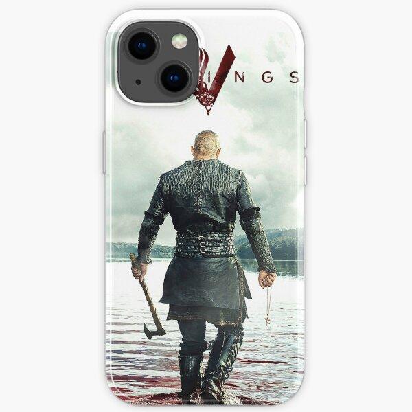 Ragnar Lothbrok Vikings iPhone Flexible Hülle