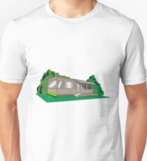 Mobile home. Unisex T-Shirt