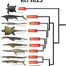 Marine Reptiles by SerpenIllus