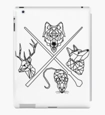 Up to no good iPad Case/Skin