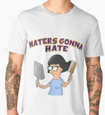 haters gonna hate - tina Men's Premium T-Shirt